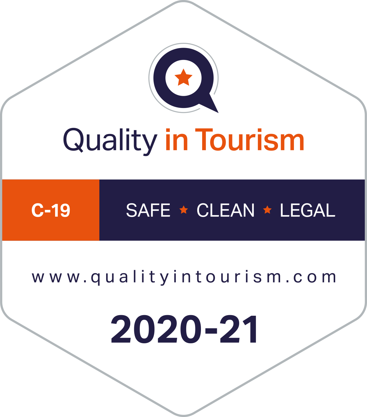 Quality in Tourism award